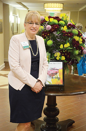 Sue Chrissley, North Oaks executive director (Photo provided)