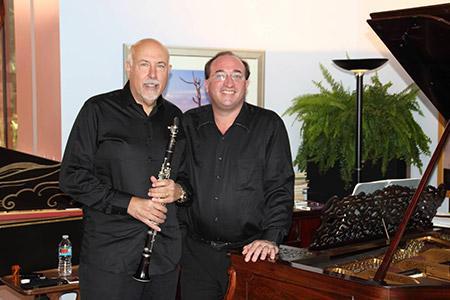 Steve Loew (left) and Daniel Weiser (Photo provided)
