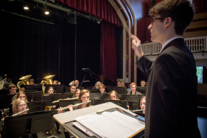 Spring 2016 McDaniel College Band Concert