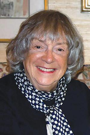 Mary Hyman (photo provided