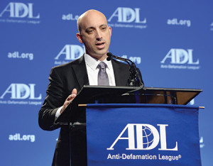 Jonathan Greenbelt, ADL national director (JTA/Courtesy Anti-Defamation League)