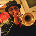 Baltimore  native Clarence Ward III  will be performing. (Dubscience Photography courtesy of Baltimore Jazz Alliance)