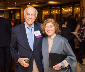 Baltimore philanthropists Robert E. Meyerhoff and Rheda Becker gifted Teach for America a significant contribution that will pave the way for a multiyear grant to support the organization in Baltimore. The gift allows TFA to expand on teacher development.