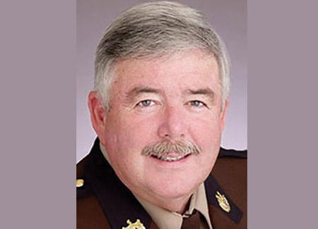 Howard County Names Interim Sheriff