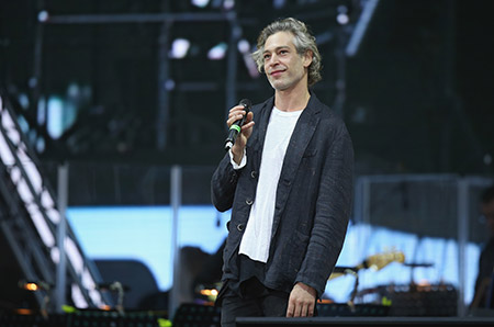 Matisyahu headlines the Baltimore Shabbat Project's Havdalah concert on Nov. 12 at Rams Head Live! (Sean Gallup/Getty Images)