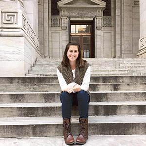 Rebecca Ellison (Photo provided)