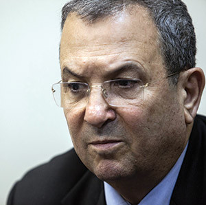 Ehud Barak (File photo)