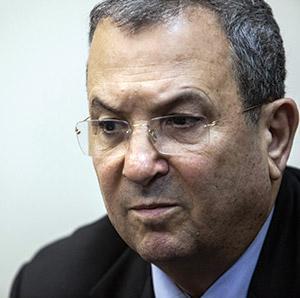 Ehud Barak (File photo)