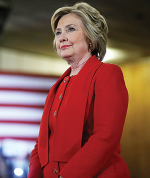 Hillary Clinton (Justin Sullivan/Getty Images)