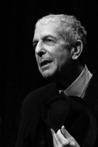 Leonard Cohen (Credit: Wikimedia Commons)