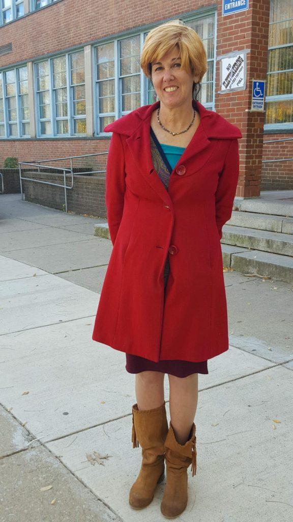 Ruth Goetz (Photo by Mathew Klickstein)