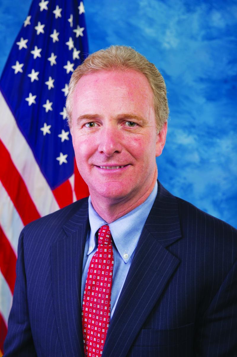 Chris Van Hollen (File photo)
