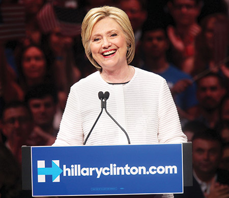 Hillary Clinton (Steve Sands/WireImage/Getty Images)