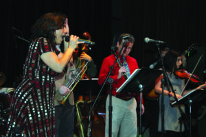 Charm City Klezmer performs at Creative Alliance on Dec. 29. (File Photo)