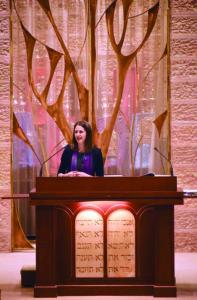 Rabbi Sarah Marion (Provided)