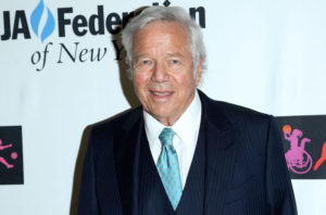 NEW YORK, NY - MAY 17: Robert Kraft attends the UJA-Federation Of New York Sports For Youth 2016 Luncheon at The Roosevelt Hotel on May 17, 2016 in New York, New York. (Photo by Steve Mack/Getty Images)
