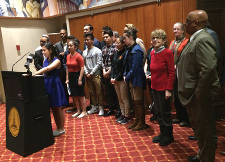 Baltimore City Council Unanimously Passes Resolution for Humane Treatment of Immigrants