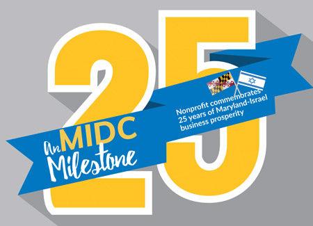 An MIDC Milestone