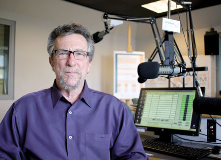Public Radio DJ Marc Steiner Ends Long-Running Show