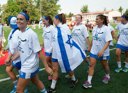 Israel's World Cup Lacrosse Team Has Baltimore Connection