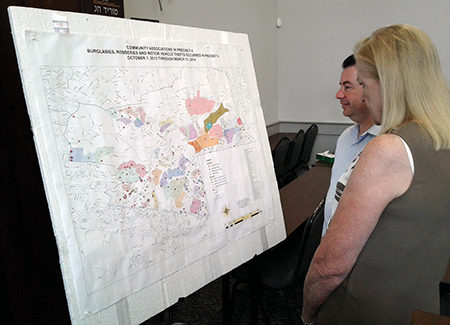 Pikesville-Greenspring Group Gathers Input on Pedestrian Safety