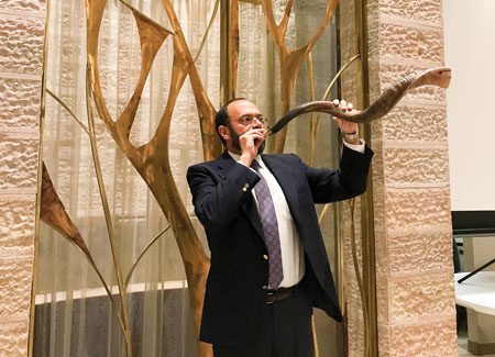 The Mitzvah of Shofar Blowing Is a Learned Discipline