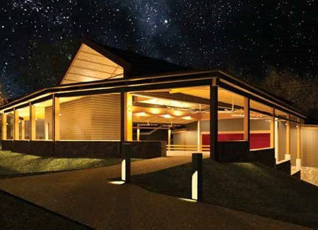 Camp Louise Breaks Ground on $2M Theater Honoring Former Camper