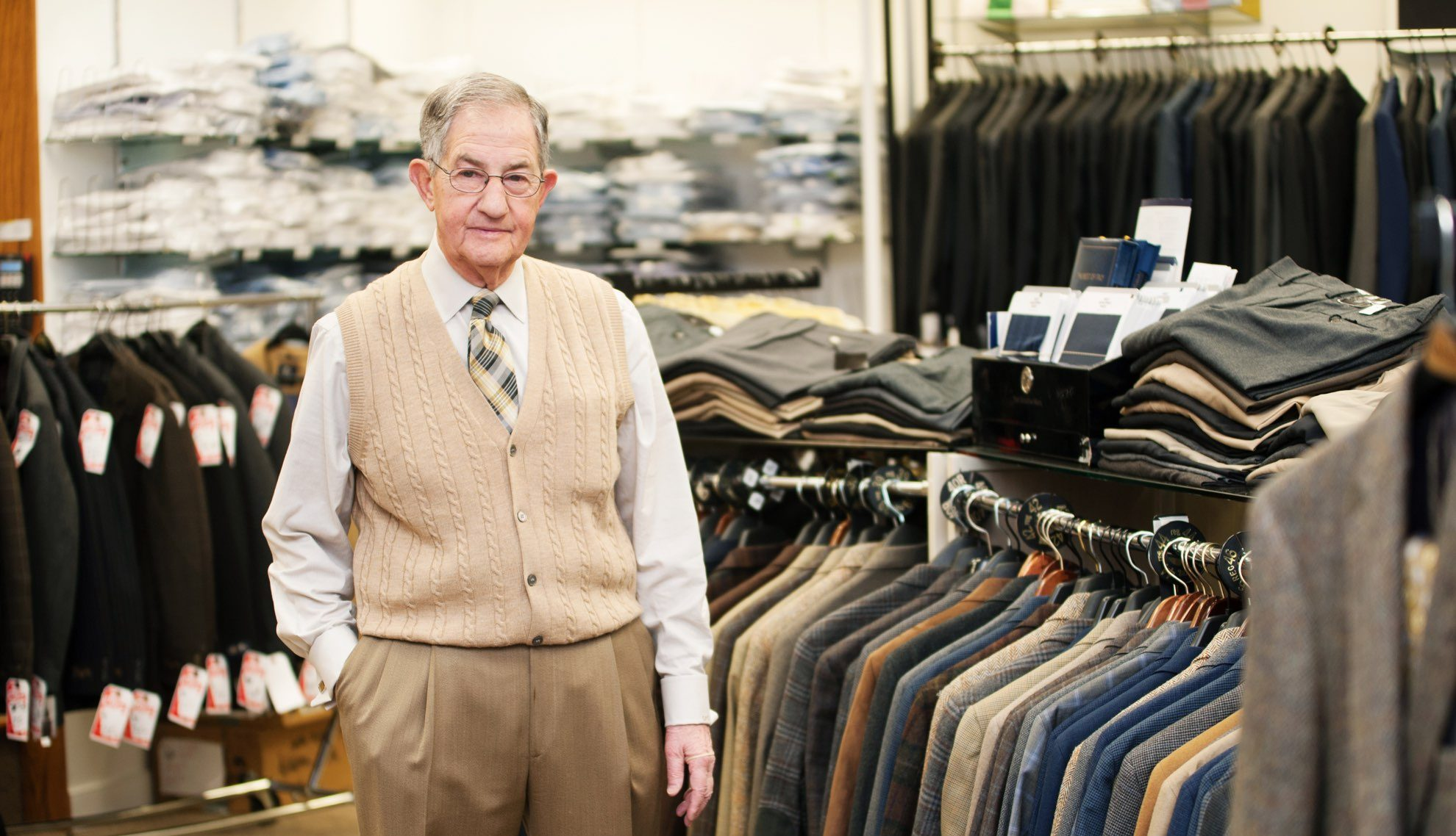 Cohen's Clothiers Closing Up Shop After 115 Years