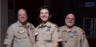 Dan Dinkin, Nathan Rubenstein, and Robby Cohen