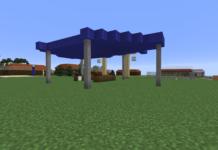 Camp Ramah in Canada recreated in Minecraft