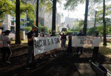 Solidarity, Photo by Carolyn Conte