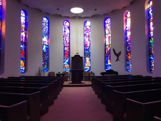 Baltimore Hebrew Congregation (Photo by Jo Ann Windman)