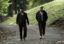 "Seth Rogen and Seth Rogen in ""An American Pickle"" (Hopper Stone)"