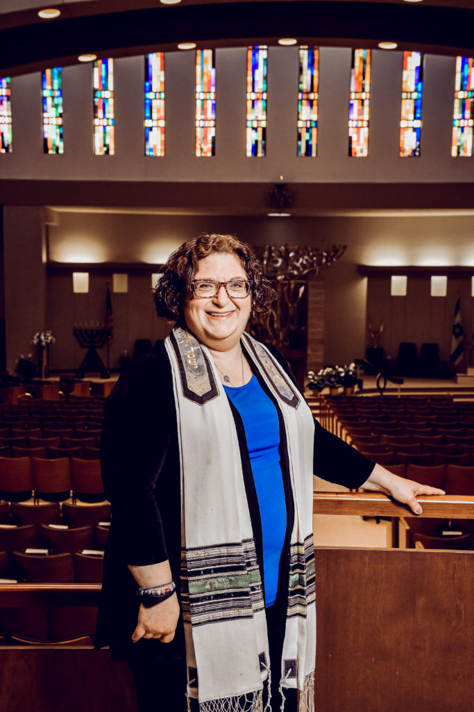 Rabbi Jennifer Weiner