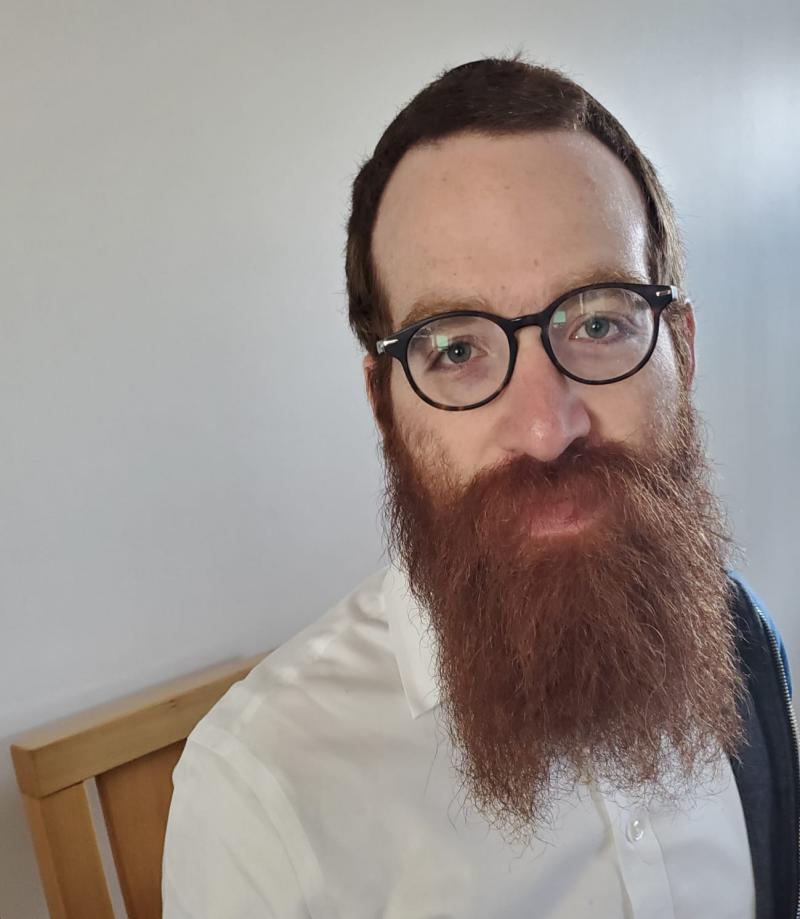 Rabbi Eli Solomon (courtesy)