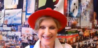 Ellen Katz speaks to Myerberg Senior Center