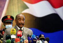 Sudan's Sovereign Council chief General Abdel Fattah al-Burhan