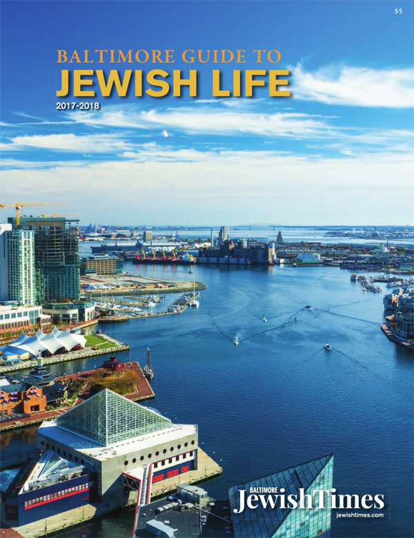 Guide to Jewish Life 2017 - 2018