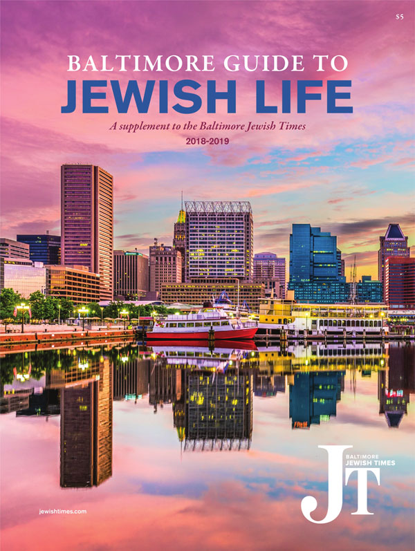 Guide to Jewish Life 2018 - 2019