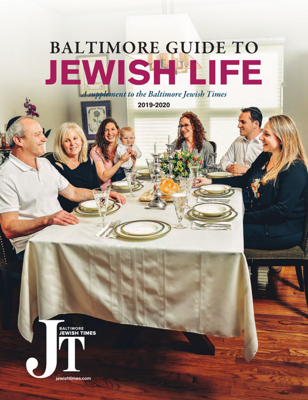 Guide to Jewish Life 2019 - 2019