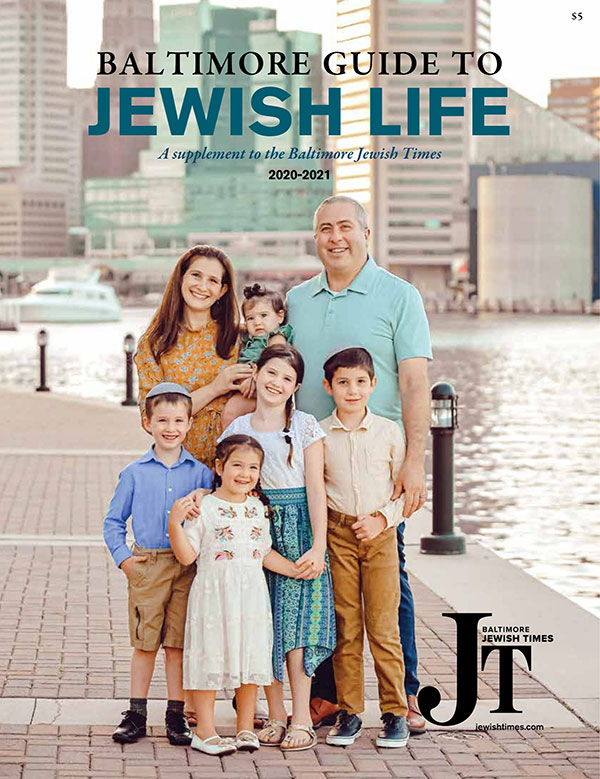 Guide to Jewish Life 2020 - 2021