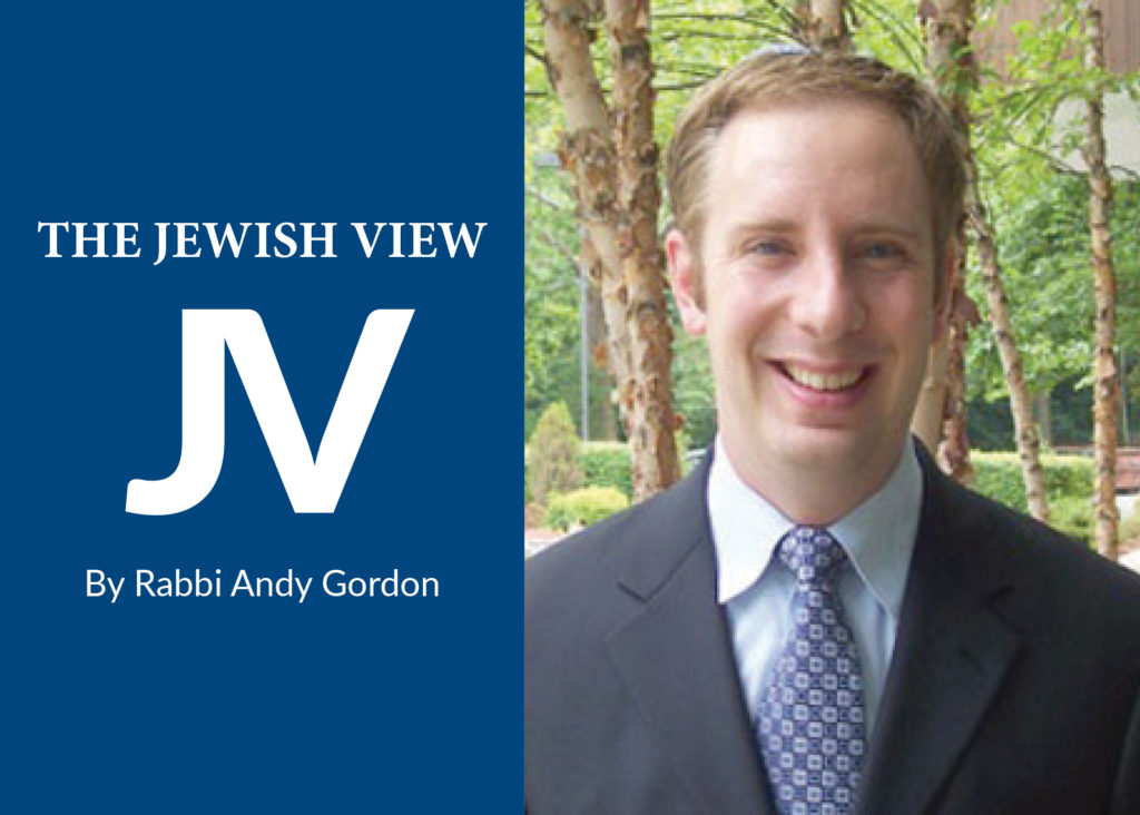 Rabbi Andy Gordon