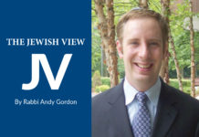 Rabbi Andy Gordon
