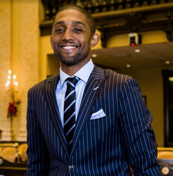 Mayor-elect Brandon Scott