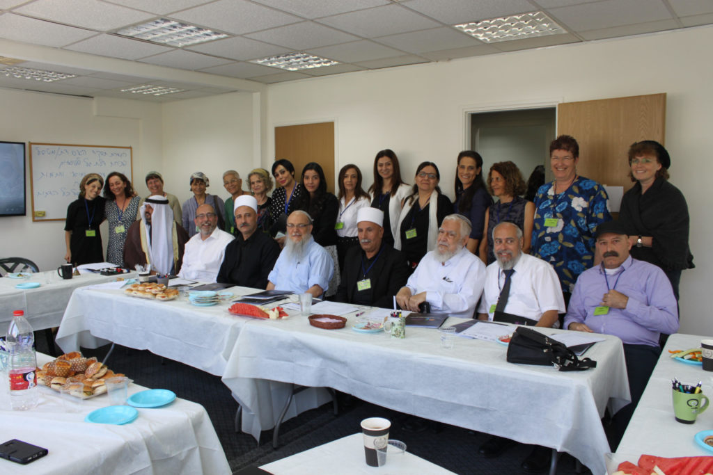 An Israeli interfaith coalition to confront sexual violence against women