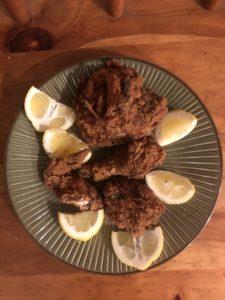 Pollo fritto per Hanukkah