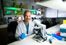 Dr. Ziv Gil of the Technion and Rambam hospital in Haifa