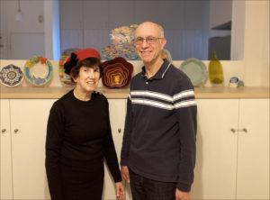 Naomi and Stanley Goldis