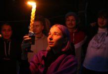 Havdalah ceremony in Belarus
