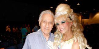 Leo Bretholz and Gabi Faye